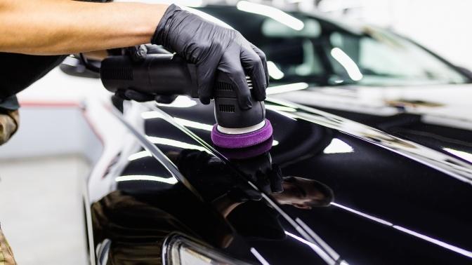 γυάλισμα κέρωμα αυτοκινήτου